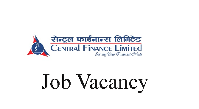 central finance vacancy