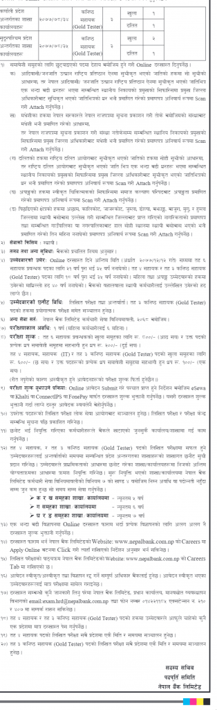 nepal-bank-limited-vacancy-details