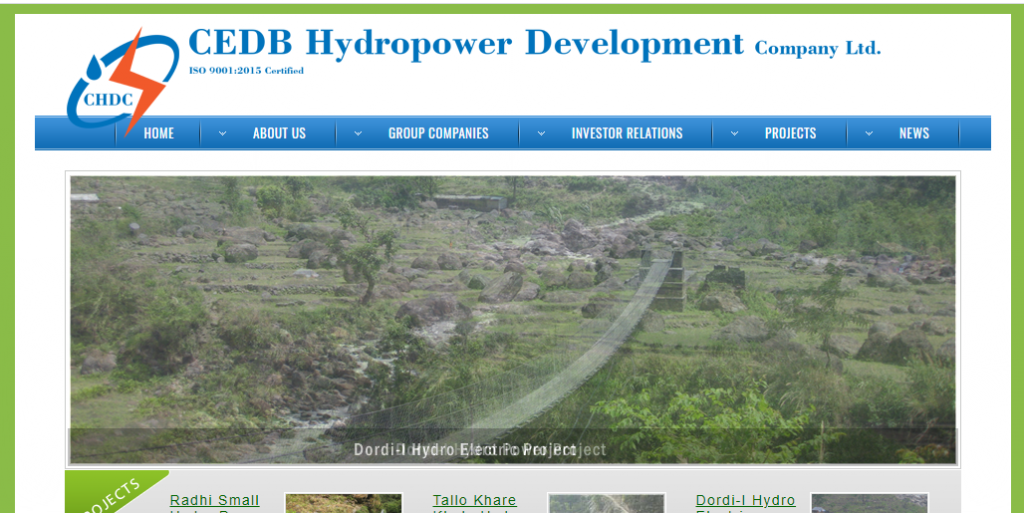 CEDB Hydropower IPO Result