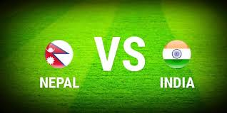 Nepal Vs India Football live
